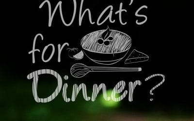 What's for dinner?  Recipe resources you need now!
